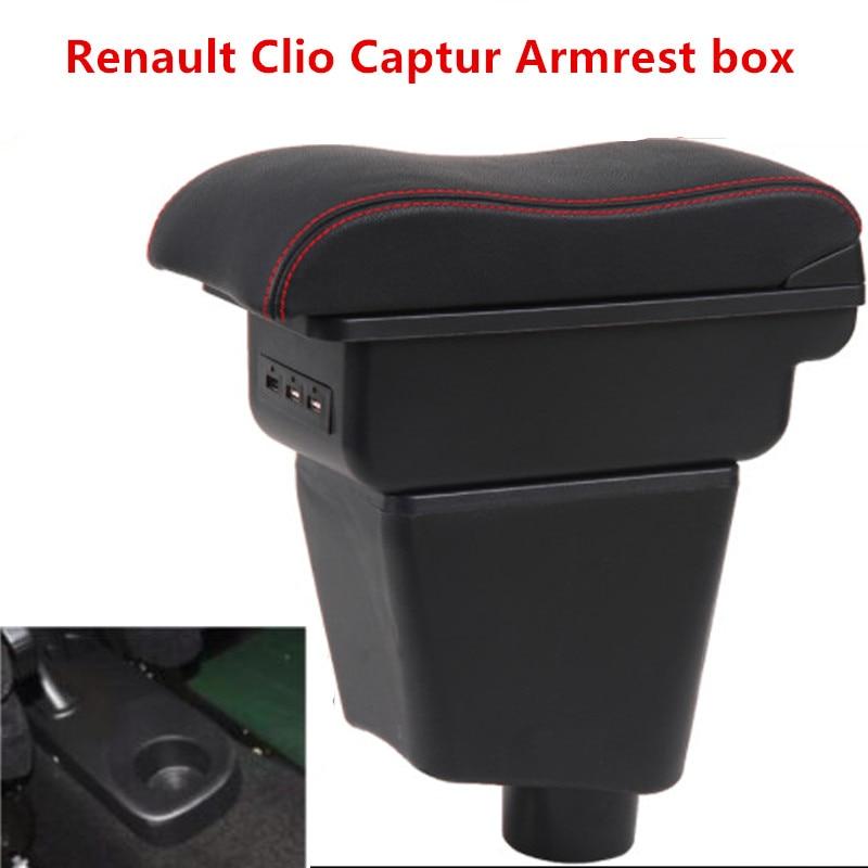 Pour Renault Clio Captur accoudoir boitePour Renault Clio Captur accoudoir boite