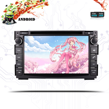 7 inch Android 9.0 Octa 8 Core 4G RAM 64G ROM Car DVD Player for kia ceed 2009-2012 Car Radio GPS Navigation BT WIFI Map