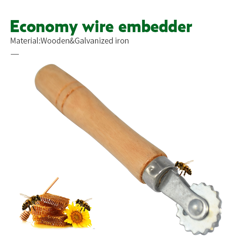 Beekeeping Essential Tool For Beekeeper Beekeeping Metal Honey Wire Embedder Metal Honey