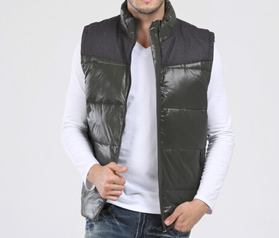 new arrival down vest mens big  winter warm thick casual large jacket  brand quality plus size XL XXL 3XL 4XL 5XL 6XL 7XL 13XL-in Vests & Waistcoats from Men's Clothing    1