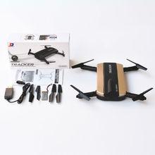 JXD 523 Мини Складной Карманный VS Drone JJRC H37 Телефон FPV Управления WI-FI HD Камера Airpressure Набор Высокая Rc Quadcopter вертолет