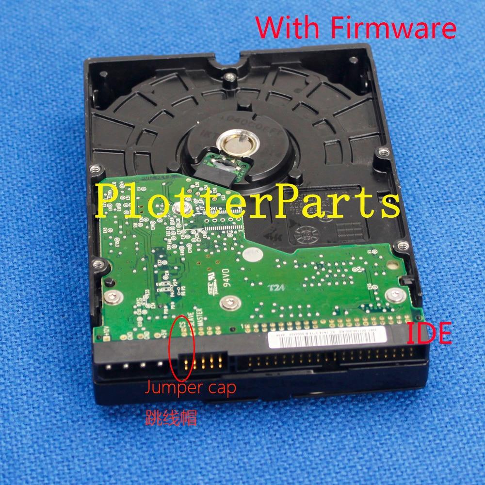 Q6651-60068 Q6651-60352 Q6651-60058 Q6651-60367 HDD disque Dur Avec firmware pour HP DesignJet Z6100 Z6100PS Compatible Nouveau