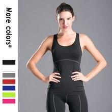 Майка на бретельках для йоги, Спортивная футболка, майки, женский спортивный бюстгальтер для бега, Топ Быстросохнущий, белый, красный, серый, черный, синий, розовый, зеленый