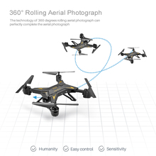 T-Rex RC Helicopter Drone with Camera HD 1080P WIFI FPV Selfie Drone Professional Foldable Quadcopter 20 Minutes Battery Life