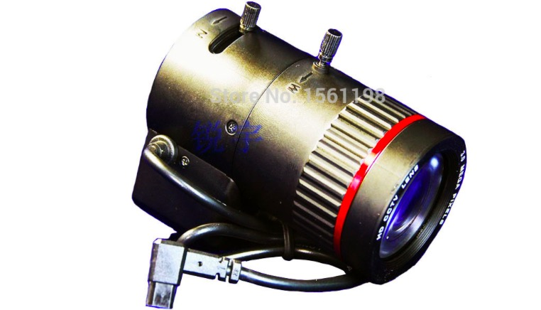 F1.4 10-50mm 3 megapixels 1/2.7 inch high-definition automatic aperture lens CCTV camera lens IR free shipping qhy5p ii c 5 0 megapixels 1 2 5 inch cmos camera with free a 8mm cctv lens