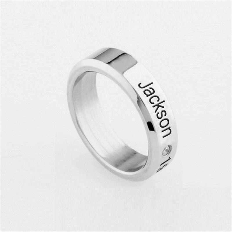 KPOP GOT7 кольцо титановая сталь 7 для 7 палец кольцо JB Jackson Mark Bambam ювелирные аксессуары для мужчин и женщин Женский Мужской