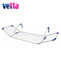 2016 Hot Sale Drying Rack Used At Balcony Bathroom Outdoor Cheap And High Quality
