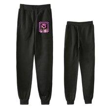 LUCKYFRIDAYF High Quality Warm Pop Blackpink Fashion Long pants Kpop Pants Casual Idol Pants Slim Kpop Men/Women Slim Pants цена
