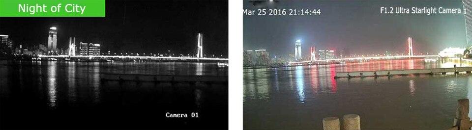 módulo com imx307 e f1.2 4mm lente