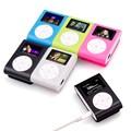 Лучшая Цена Binmer USB Клип Мини Mp3-плеер Usb ЖК-Экран Поддержка 32 ГБ Micro SD Карты ПАМЯТИ нет