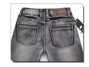 Image 4 - AIRGRACIAS классические мужские джинсы ретро ностальгия прямые джинсы мужские размера плюс 28 38 мужские длинные брюки брендовые байкерские джинсы