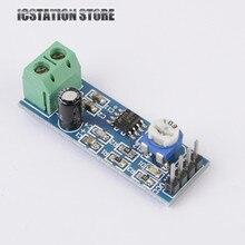 5pcs 200 Times LM386 Audio Amplifier Module Adjustable 10K Resistance 5V-12V For Arduino Raspberry Pi