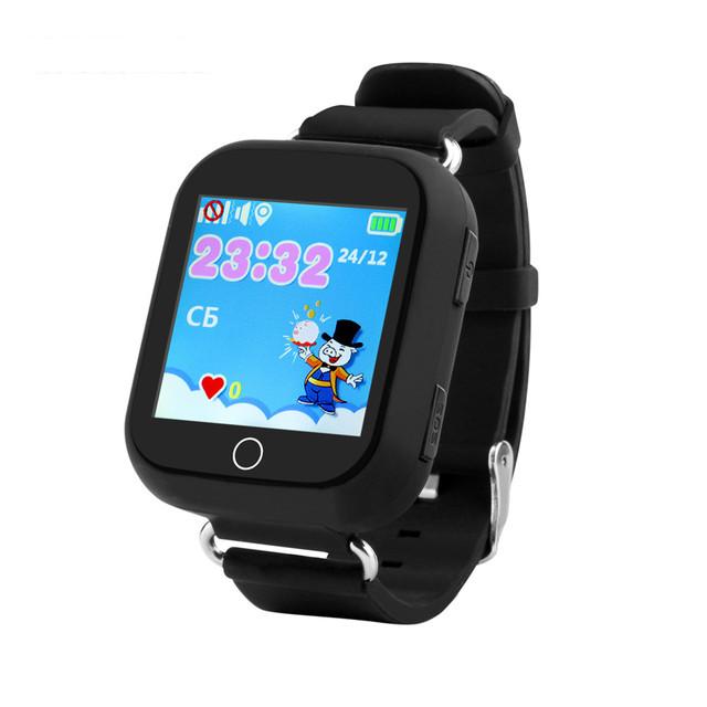 2017 Novo Bebê Gw200s Posicionamento Gps Relógio Com Wi-fi 1.54 polegadas Tela Colorida Sensível Ao Toque Sos Rastreador Seguro Anti-perdida Crianças Gps relógio