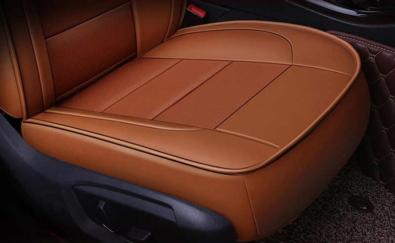 automovil leather car seat cover for BMW F32 F33 F36 418i 420i 428i 430i  435i 440i 418d 420d 430d 435d car accessories sticker