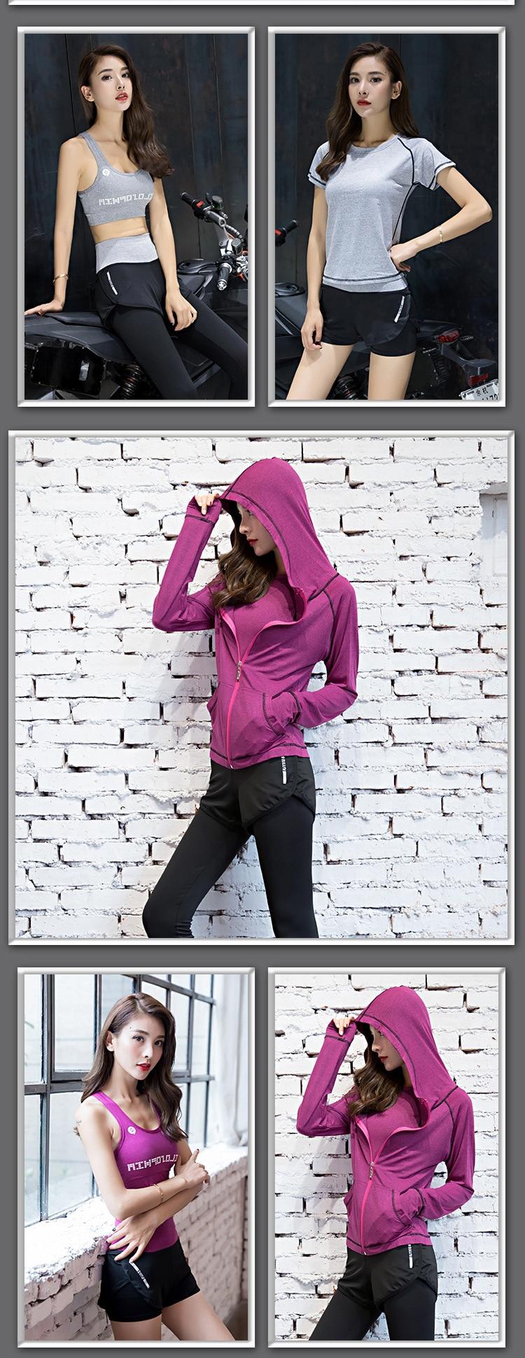 New Yoga Suits Women Gym Clothes