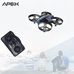 Mini Drone RC Headless Mode Drone RC Helicopter Toy with Altitude Hold Mini GD65 Dron Best Toys For Kids