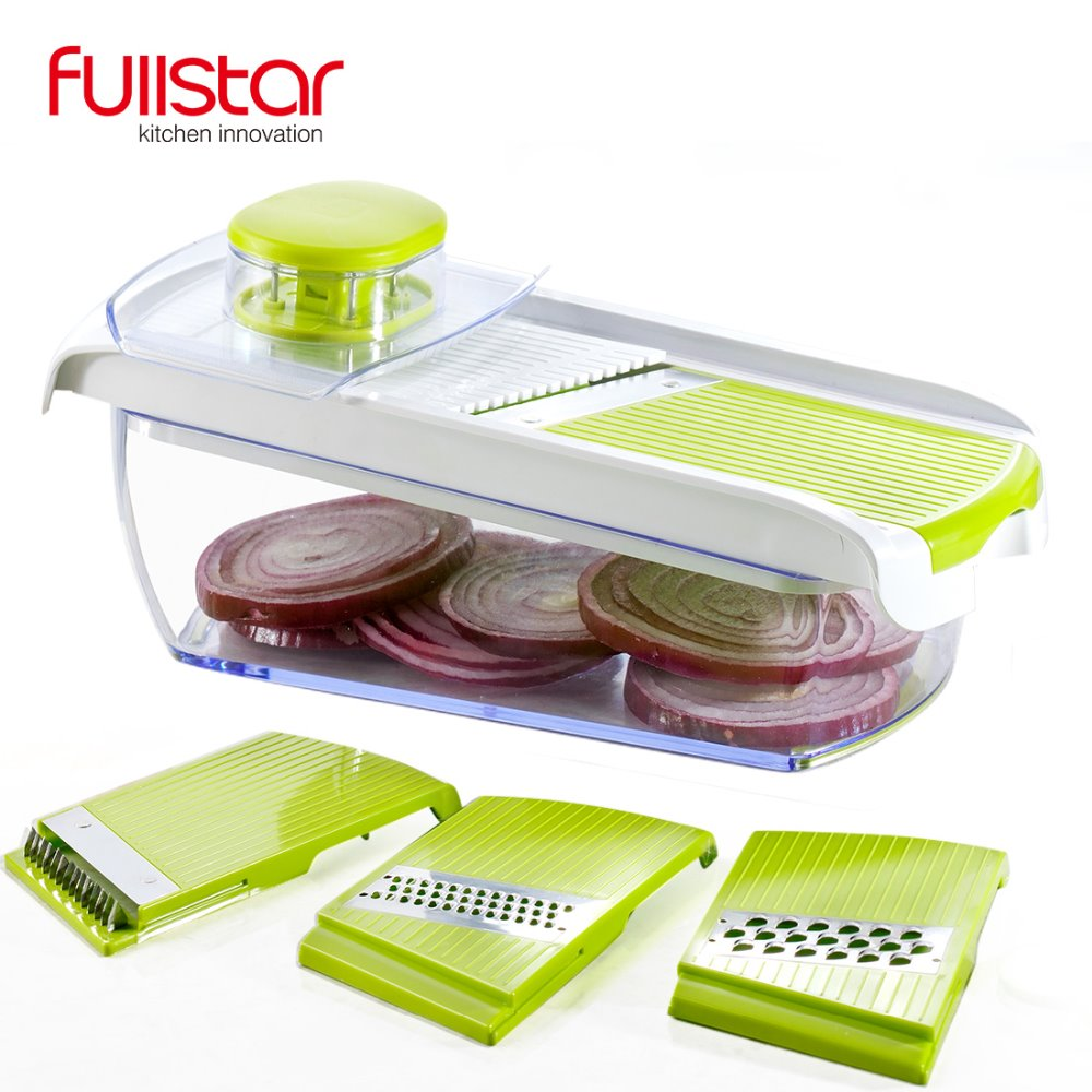 4 in 1 Kitchen accessories Adjustable mandolin slicer Food graters food pleers and Vegetable chooppers kitchen tool