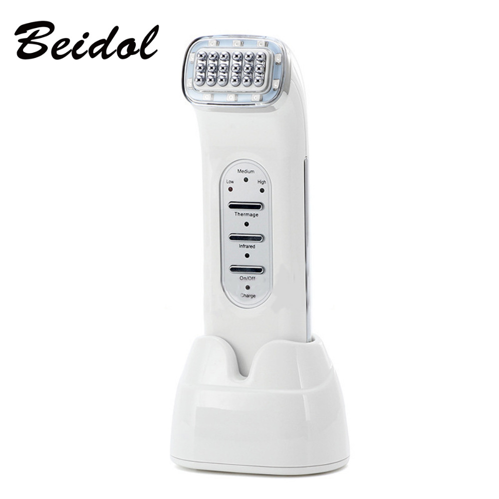 RF Wrinkle Removal Beauty Machine Dot Matrix Facial Radio Frequency Face Lifting Skin Tightening RF Skin Sare