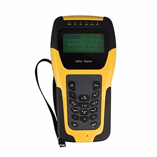 Testeur VDSL ST332B (ADSL, ADSL2 +. READSL, VDSL2) équipement d'essai de ligne xDSL Test de couche physique DSL
