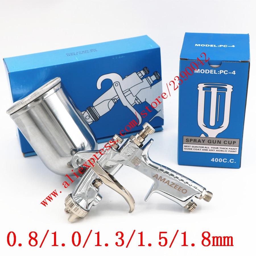 Original Import HVLP W101 Handle Manual W 101 Spray Gun 0 8 1 0 1 3