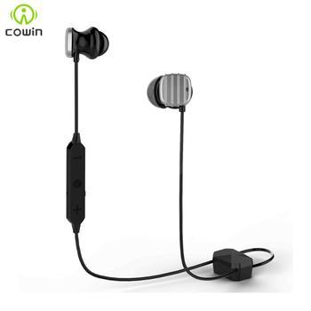 Cowin HE8 [mise à niveau] sans fil Bluetooth écouteur actif suppression de bruit casque sport étanche écouteurs sans fil casque