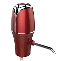 2019 Intelligent Electronic Decanter Red Wine Fast Aerator Wine Decanter Portable Household Pourer Suit Wine Set Red