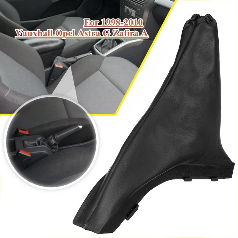 Car Anti-Skid Parking Hand Brake Cover Hand Brake Jacket For Vauxhall Opel Astra G Zafira A 1998-2010 578412 90437203