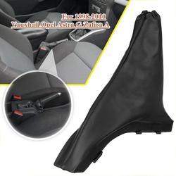 Car Anti-Skid Parking Hand Brake Cover Hand Brake Jacket For Vauxhall Opel Astra G Zafira A 1998-2010 578412 90437203
