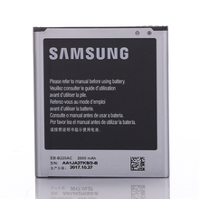 Battery bateria SAMSUNG Original Battery Rechargeable For EB-B220AC for Samsung GALAXY Grand 2 G7102 G7106 Battery 2200mah