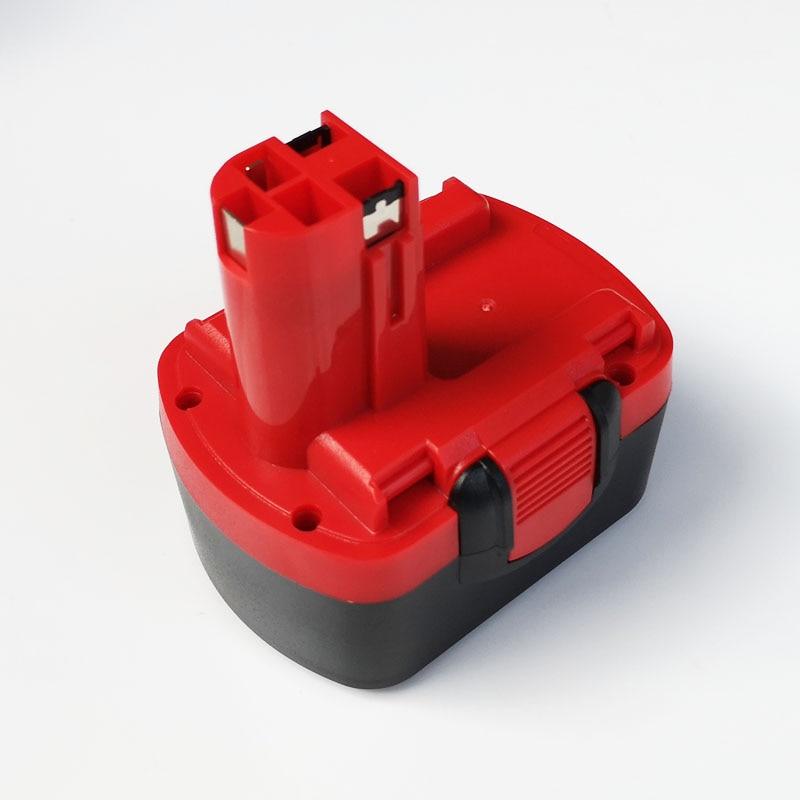 Paquet de batterie Rechargeable Li-ion 14.4 V 5.0ah pour Bosch perceuse électrique sans fil visseuse BAT038 BAT040 BAT041 BAT140 BAT159
