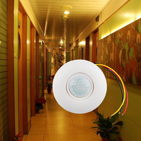 LightInBox 12V 110V 220V PIR Body Infrared Induction Motion Sensor Light Switch High Sensitivity Free Shipping