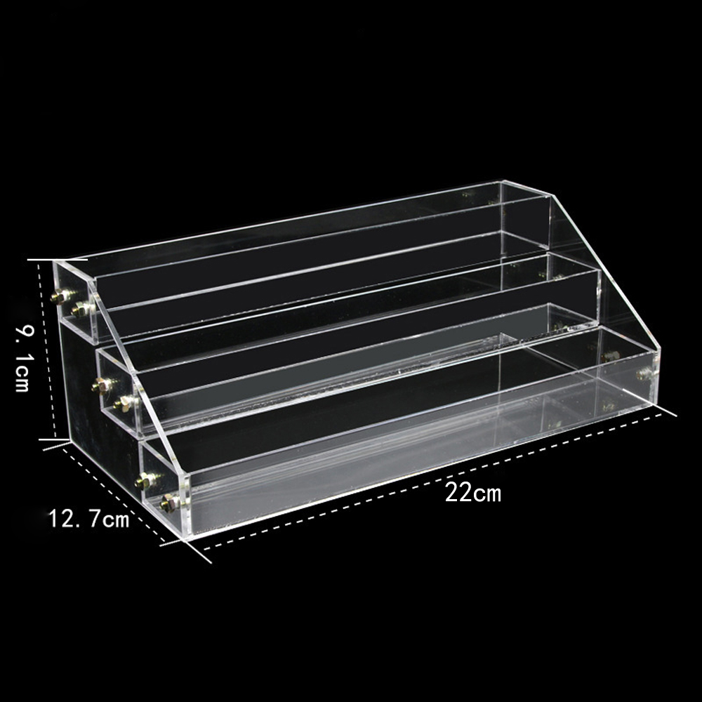 Nail Polish Shelves Organizador Acrylic Display Stand Rack Vernis ...