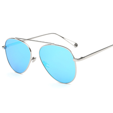 New polarized sunglasses men dazzle colour reflective glasses sunglasses for men and women hipster drive cat eye