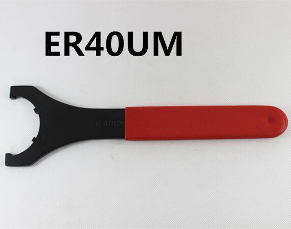 Free Shipping 1PCS of ER wrench ER40  Wrench UM.km/rd type ER spannerFree Shipping 1PCS of ER wrench ER40  Wrench UM.km/rd type ER spanner
