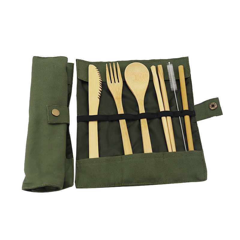 Bamboo tableware (5)