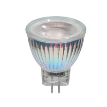 Dimmable Lampara Lamp 5W 7W 9W MR11 COB LED lamp 220V LED Light AC DC 12V MR11 COB Spotlight Bulb Warm/Cold White led lighting(China)