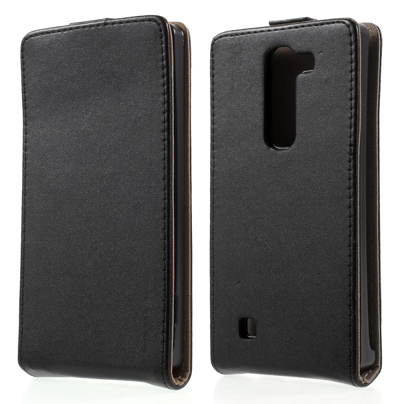 For LG Magna Bag Business Cover Vertical Flip Magnetic Leather Case for LG Magna H500F / LG G4C