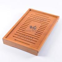 Бамбук Чай лоток/Чай ble/пластина, для китайского кунг-фу Чай церемонии Чай комплект/инструмент, для Пуэр/pu'erh/белый/зеленый/красный/черный/бел...