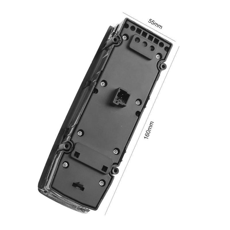 VODOOL Voiture Fenêtre Electric Power Master Control Pour Mercedes-Benz GL350 W166 ML350 GL550 Porte Avant-Vitre électrique panneau - 3