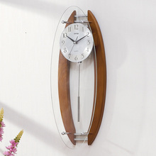 Saat Clock Wood Wall Clock Reloj Duvar saati digital wall clocks horloge murale Relogio de parede Reloj de pared Living room