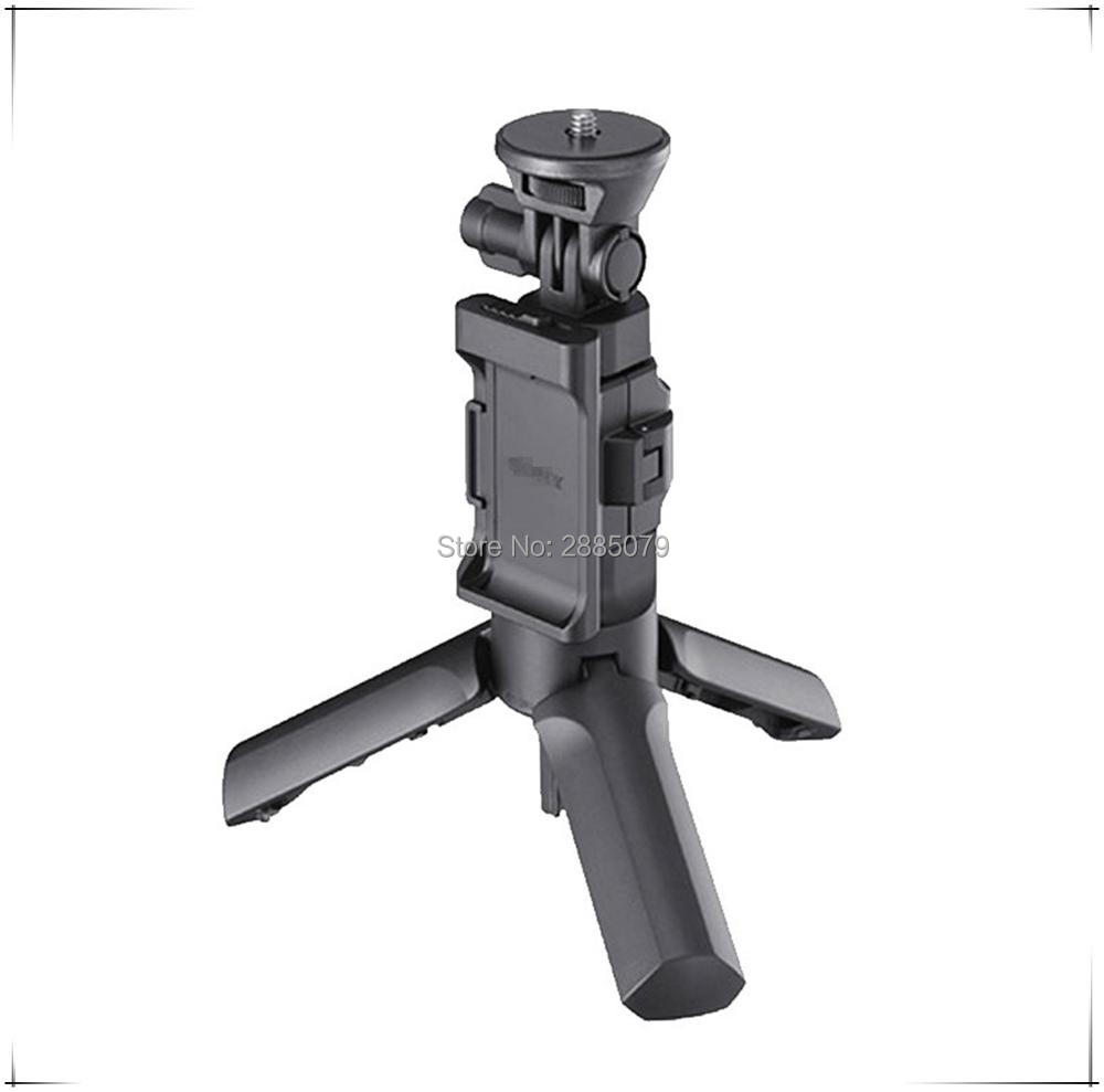 VCT-STG1 New Original For Sony AZ1 AS50 AS50R AS200V AS300R X1000V X1000VR X3000R QX100 handheld camera tripod bracket VCT-STG1 аксессуар sony vct exc1 for action cam
