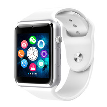 Bluetooth A1 Sensible Watch with 4GB 8GB 16GB Digital camera Sport Pedometer SIM TF Card Sensible look ahead to iPhone Xiaomi Samsung HUAWEI