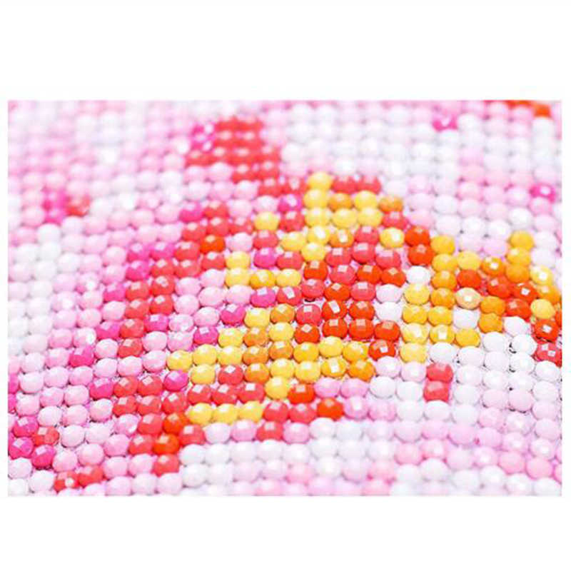 Mosaik 5D Diamond Lukisan Cross Stitch Hadiah Payung Berlian DIY Kerajinan Bordir Diamond Dinding Seni Dekorasi TT477