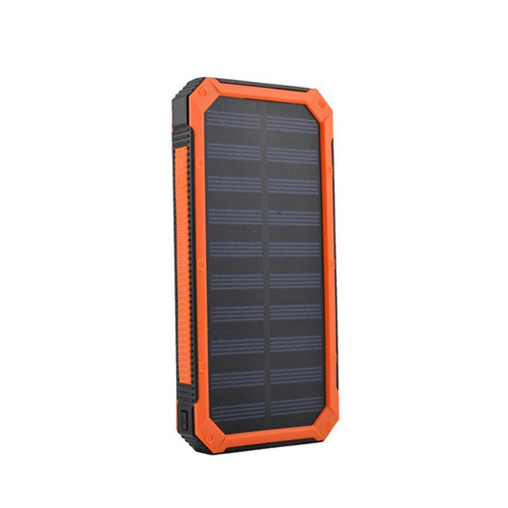 Batteries IPhone 6 20000mah Nokia For Mobile Solar Dual-Usb 6s Portable 5s 7