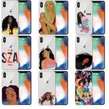 SZA Ctrl Solana Imani Rowe Suave Caixa ¿Telefone Para Apple iphone XR SE E 6 7 8plus 11 12pro Mini XS MAX párr teléfono caso