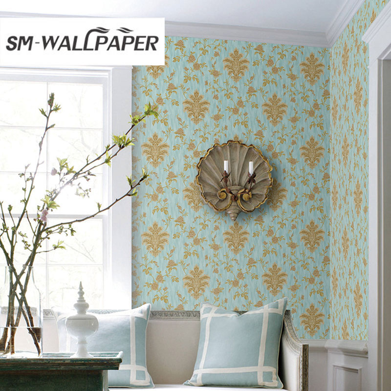 Wholesale Price 3d Embossed Flowers Wallpaper For Home 5x wholesale 503562 3 7v 1200mah