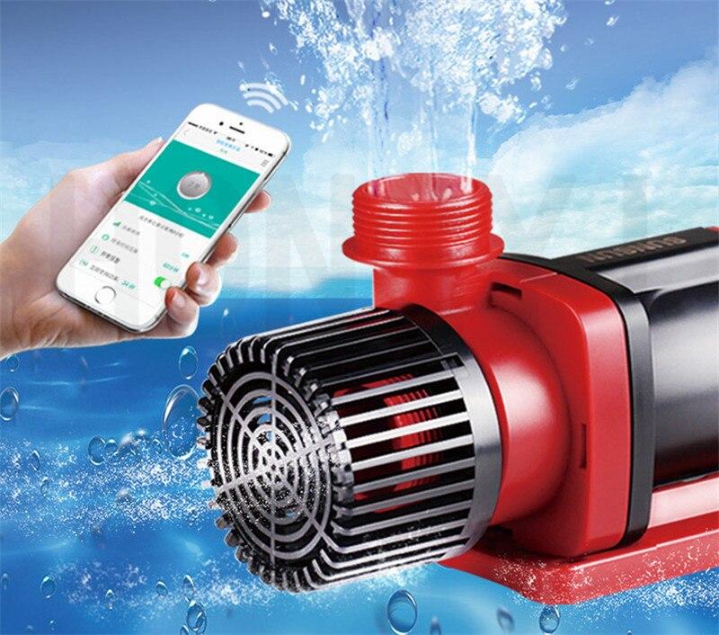 24V 3500L h SUNSUN JDP 3500Q WiFi Controllable Adjustable DC Water Pump for Aquarium Fish Tank