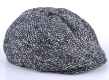 2017 winter boina gorras planas plus thick velvet beret hat for men newsboy cap mens cabbie hats