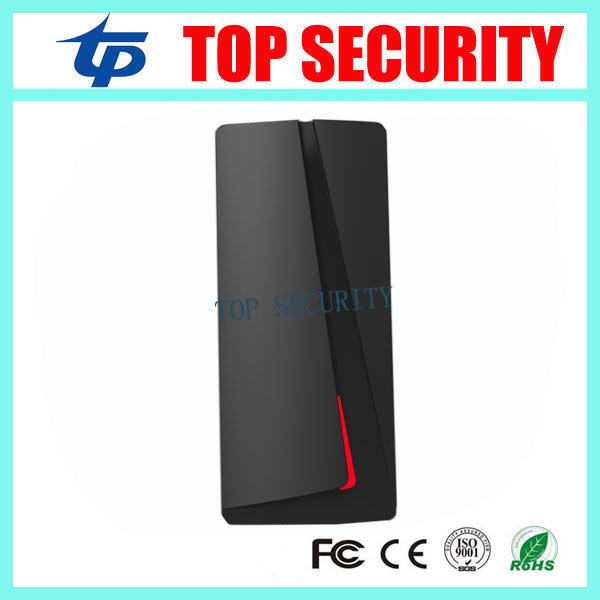 Good quality IP68 waterproof RFID card reader for access control system weigand26/34 smart 125KHZ RFID card access reader good quality fingerprint access control with smart rfid card reader mini power supply and 600lbs magnetic lock