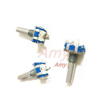 50pcs/lot  360 degree encoder switch EC11 digital pulse potentiometer 20 posioning number 20 pulse shank length 25MM - DISCOUNT ITEM  6% OFF All Category